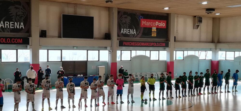 Under 19: esordio alla Marco Polo Arena con 1 punto!