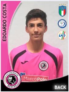 4 Edoardo Costa