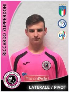 8 Riccardo Zupperdoni